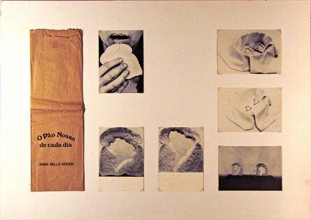 Anna Bella Geiger, 'O Pão Nosso de Cada Dia ', 1978