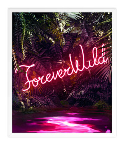 Yee Wong, 'Disco In the Jungle: Forever Wild', 2015