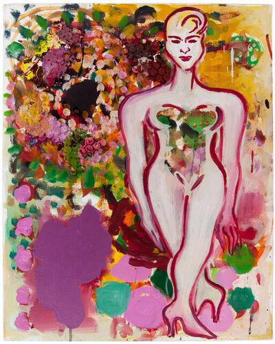 Elvira Bach, 'Frühlingsluft', 2014