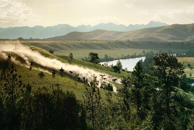 Norm Clasen, 'Mission Ridge, Perma, MT', 1988