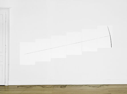 Anthony McCall, 'Five Minute Drawing', 1974/2011