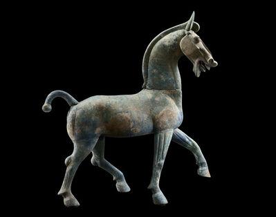 'Large Bronze Horse', 25 -220