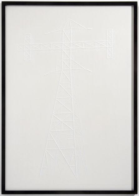 Cristián Salineros, 'De la serie: Paisaje en reserva (d)', 2010