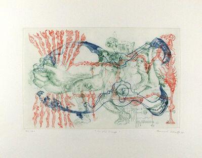 Bernard Schultze, 'In der Zange', 1968