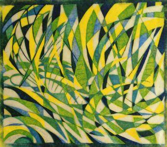 Sybil Andrews, 'Sails', 1960
