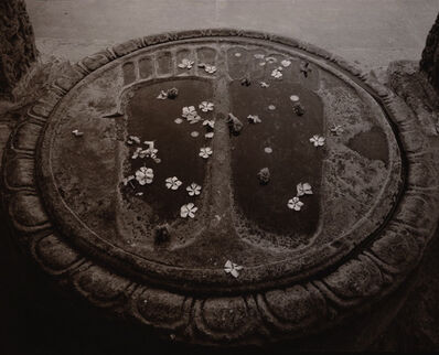 Linda Connor, 'Buddha's Footprints', 1979