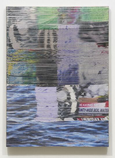 Margo Wolowiec, 'Purple Rain I', 2018