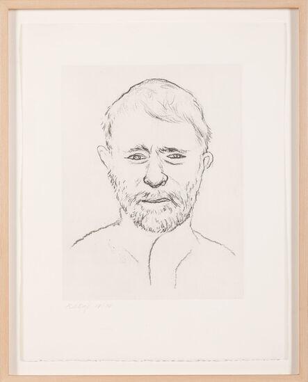R. B. Kitaj, 'Self-Portrait ', date not known