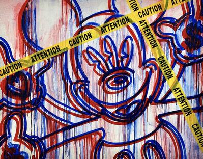 STEVIE CHOW, 'Vitruvian Mickey - 3D', 2021