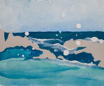 Melora Griffis, 'Tulum shore', 2012
