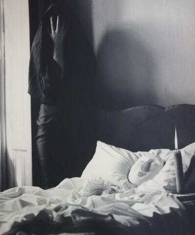 Kati Horna, 'Untitled, series Oda a la necrofilia, Ciudad de México (Leonora Carrington)', 1962