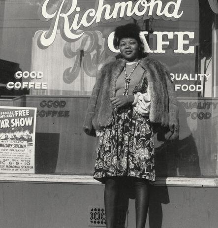 Dorothea Lange, 'Richmond, California', 1942