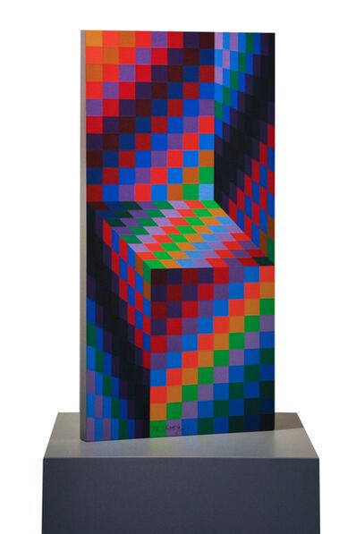 Victor Vasarely, 'Axo 99', 1988