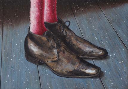 Paul Pretzer, 'Fast Shoes', 2020