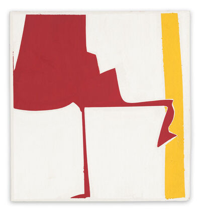 Joanne Freeman, 'Covers 13 - Red Yellow (Abstract painting)', 2014