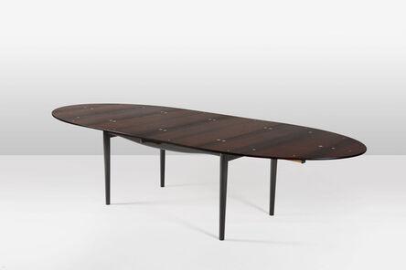 Finn Juhl, 'Silver dining table', 1948
