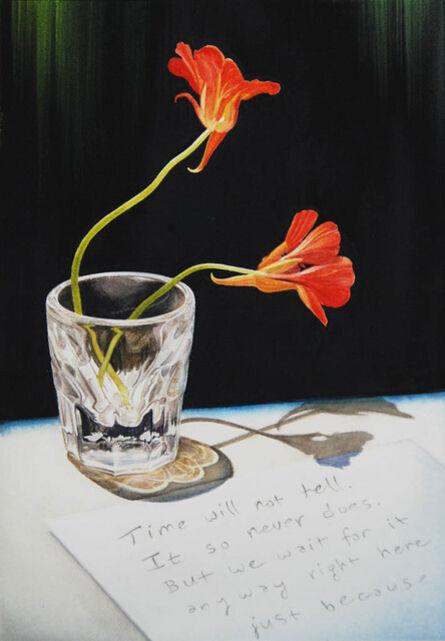 Paul Pitsker, 'Because (framed)', 2016