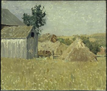 William Lathrop, 'Gray Barn'