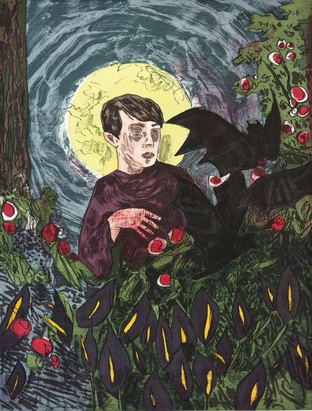 Hernan Bas, 'Nocturnal Feeders', 2013