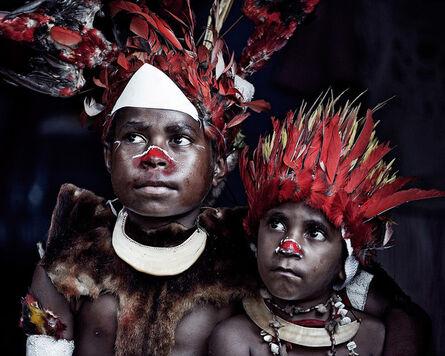 Jimmy Nelson, 'XV 82 // XV Papua New Guinea', 2010