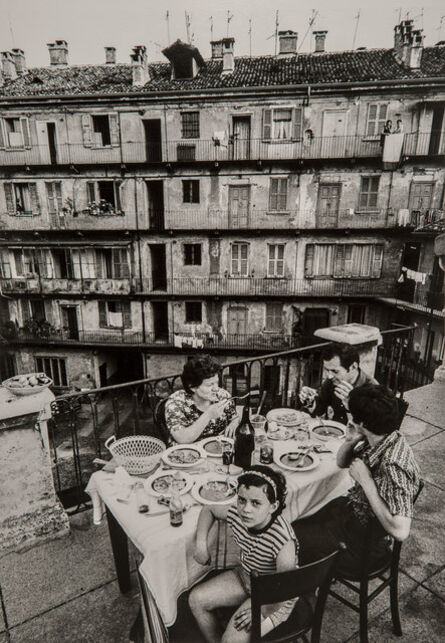 Gianni Berengo Gardin, 'Milan', 1970