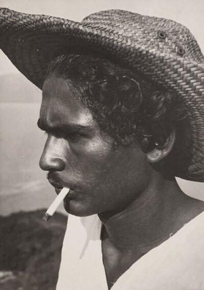Hugo Brehme, 'Pescador de Acapulco, Mexico', ca. 1910-20