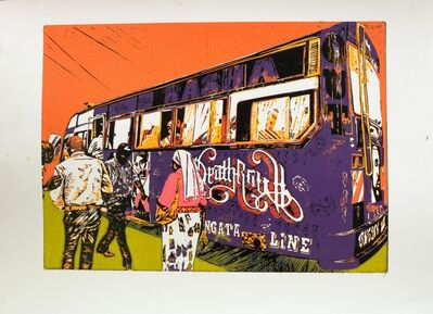 Dennis Muraguri, 'Deathrow Ongata Line', 2017