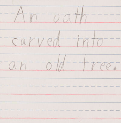 Jim Houser, 'AN OLD TREE', 2017