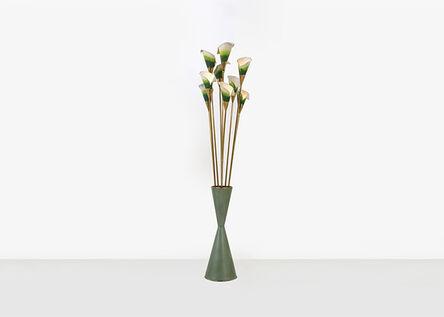Angelo Lelii, 'Calla floor lamp by Angelo Lelii', 1950-1959