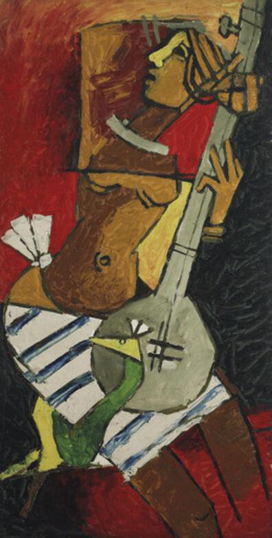 M. F. Husain, 'Untitled'