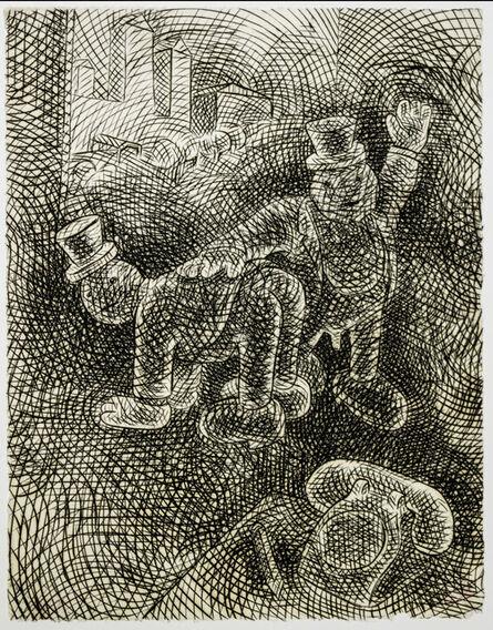 Tom Otterness, 'Spanking', 1994