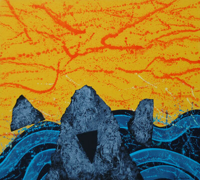 LUKSA PEKO, 'Underneath the Sky', 2010