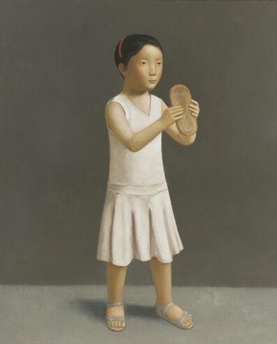 Duan Jianwei 段建伟, ' Deep Fried Dough Cake', 2014