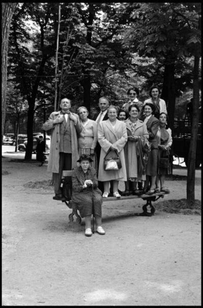 Elliott Erwitt, 'Paris, France. ', 1951