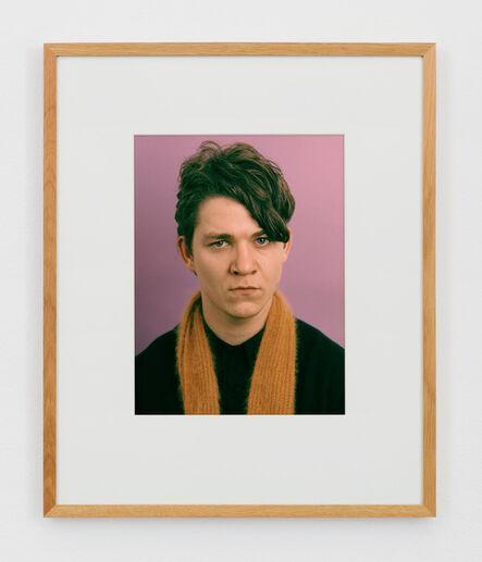 Thomas Ruff, 'Porträt (A. Pümpel)', 1984