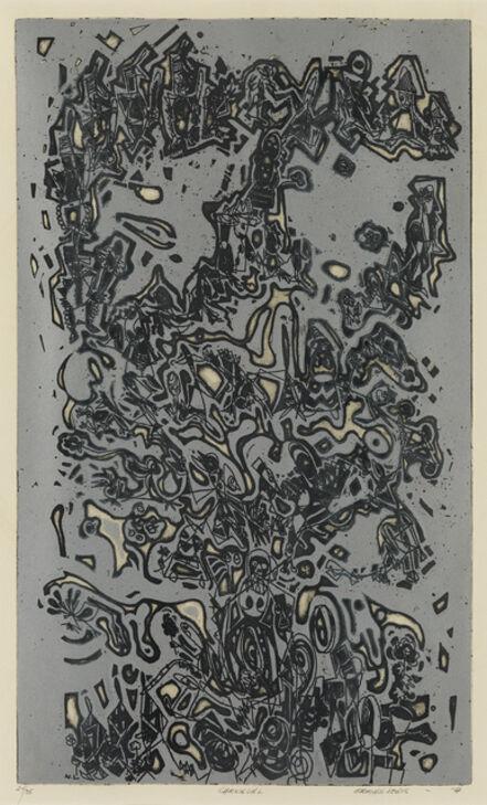 Norman Lewis, 'Carnaval(e).', 1974