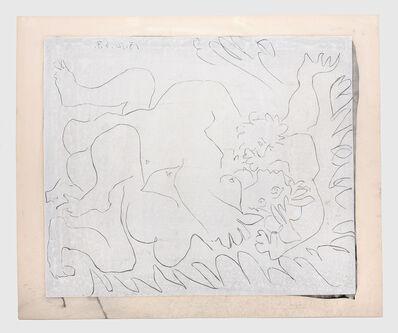 Pablo Picasso, 'L'Étreinte II.', 1963