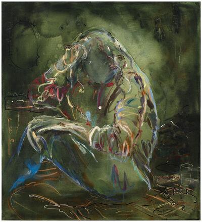 Anna Tuori, 'Entirely Personal Matter (Hooker´s Green Lake Deep)', 2019