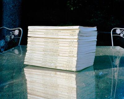 McNair Evans, 'Journals', 2010