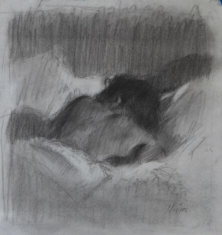 Ron Hicks, 'Sharon Sleeping'