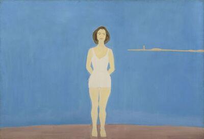Alex Katz, 'Bather', 1959