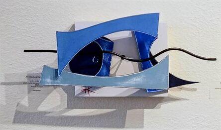 Ken Farkash, 'Blue Construction', 2019