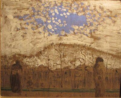 Édouard Vuillard, 'Suburb', ca. 1900