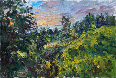 Ulrich Gleiter, 'The Rain Just Passed', 2017