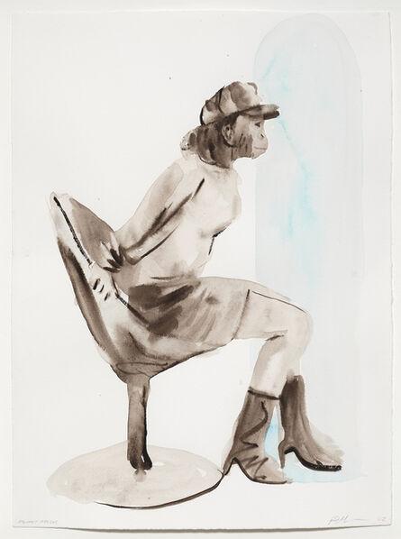 Ricky Swallow, 'Monkey Model', 2002
