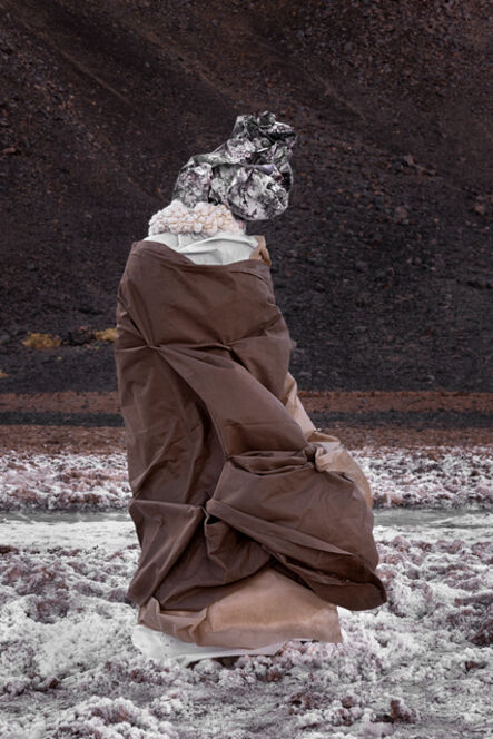 Claudia Behrensen, 'Unrevealed II', 2018