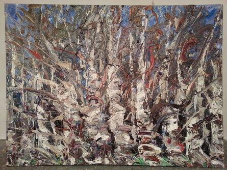 Alexey Firsov, 'Birchwood, Spring', 2010