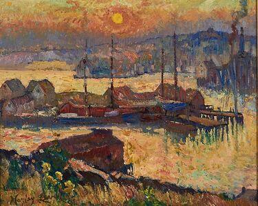 Richard Hayley Lever, 'Gloucester'