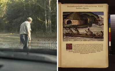 Michael Adno, 'Michael, Little Orange Creek Nature Preserve, Hawthorne, Florida', 2015