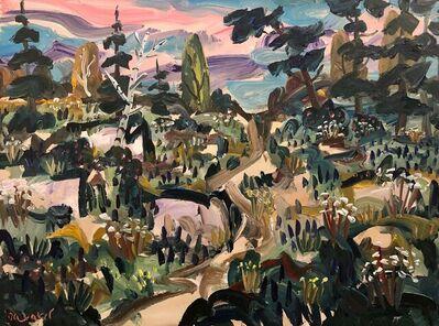 Bayard Hollins, 'Lupine Trail', 2021
